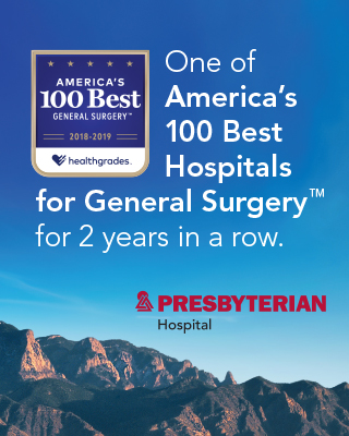 One of Healthgrades America's 100 Best Hospitals for General Surgery™ for 2 Years in a Row (2018-2019)