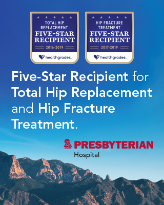 Five-Star Recipient for Hip Fracture Treatment for 3 Years in a Row (2017-2019)