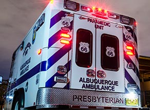 Honoring Emergency Medical Service providers