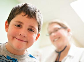 Pediatric Specialty Care
