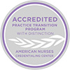 American Nurses Credentialing Center's Commission on Accreditation Seal